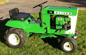 Oliver 75